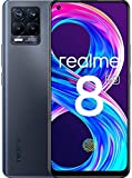 realme 8 Pro Smartphone ohne Vertrag, 108 MP Infinity-Kamera Android Handy, 6,4Zoll Super AMOLED-Vollbildschirm, 50 W SuperDart Charge, Starker 4500-mAh-Akku,...
