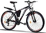 Corelli Desert Mountain-Bike 29 Zoll 27,5 Zoll 26 Zoll 24 Zoll 20 Zoll mit Aluminium-Rahmen, Shimano 21 Gang-Schaltung & Gabelfederung als Herren-Fahrrad Damen,...
