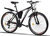 Corelli Desert Mountain-Bike 29 Zoll 27,5 Zoll 26 Zoll mit Aluminium-Rahmen, Shimano Schaltwerk, 21 Gang & Gabelfederung als Herren-Fahrrad Damen,...