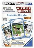 """Ravensburger 00755 - tiptoi® Wissen & Quizzen """"Unsere Hunde"""""""