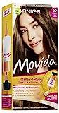 Garnier Movida 29 Kühles Hellbraun, Haartönung, natürliche Haarfarbe, Ohne Ammoniak für einen angenehmen Duft (3 Stück)