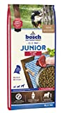 bosch HPC Junior mit Lamm & Reis | Hundetrockenfutter zur Aufzucht ernährungssensibler Welpen | 1 x 15 kg
