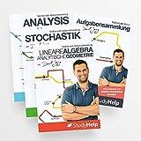 Mathematik Abitur Lernhefte Set inkl. Aufgabensammlung: StudyHelp und Daniel Jung