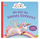 Mein liebstes Pop-up-Buch. Wo bist du, kleines Einhorn?: Großer Klappenspaß ab 1 Jahr