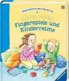 Meine ersten Fingerspiele und Kinderreime (Meine erste Kinderbibliothek)