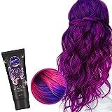 Easy-topbuy Haarfarbe Thermochronic Farbwechsel, Wonder Dye Haarfarbe Mode Haarfarbe Unisex DIY Haarfarbe, Semi Permanent Paint Magische Haarfarbe Dye Cream...