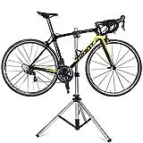 CWBB Profi Fahrradständer Mit Stativ,Faltbar Montageständer Höhenverstellbar Alu Fahrradmontageständer,Einstellbar
