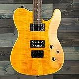 Fender Telecaster Custom Telecaster FMT Amber · E-Gitarre