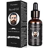 Bartöl, Beard Oil, Bartwuchsöl, Bartwuchsmittel für einen kräftigen und vollen Bart, für die Pflege und Sorgfalt der Bart Lange und kurze, 30ml