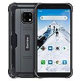 Blackview BV4900 Outdoor Smartphone ohne Vertrag Android 10,0 Dual-SIM-Karte 4G Handy 5.7 Zoll HD Display, 5580mAh Akku, 3GB RAM +32GB ROM 128GB Erweiterbar 8MP...
