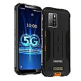 5G Outdoor Smartphone OUKITEL WP10 (2021) 6,67 Zoll FHD+ Wasserdicht 8GB+128GB Octa-Core 8000mAH NFC Android 10 48MP Kamera Dual SIM Rugged Smartphone IP68/69...