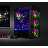 GameMachines Trinity - Gaming PC - Wasserkühlung - Intel® Core™ i7 10700F - NVIDIA GeForce RTX 3060-500GB SSD - 2TB Festplatte - 16GB DDR4 - WLAN - Windows...