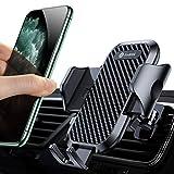 andobil Handyhalterung Auto Handyhalter fürs Auto Lüftung Upgrade mit 2 Lüftungsclips Smartphone kfz Halterung 360° Drehbar Handyhalterung für iPhone SE 11...