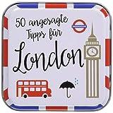 50 angesagte Tipps für London | Metropolen entdecken | Reiseführer im handlichen Format (50 angesagte Tipps für.... / 50 Inspirationen für den nächsten...