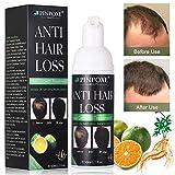 Haarwachstums, Anti Haarausfall, Haarserum,natürliche Kräuteressenz, Haar Faser für Männern und Frauen schnelles Haarwachstum, stärkt Haarwurzeln und fügt...