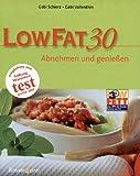 Low Fat 30 mit Fett Tabelle