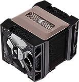 Corsair A500, High-Performance-CPU-Kühler mit Doppellüfter (Kühlt bis zu 250W TDP, Intuitives Lüfterhalterungssystem, Zwei Corsair ML120-Lüfter,...