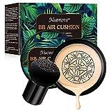 BB Creme CC Creme, Foundation Make up Pilz Luftkissen, Flüssige Grundierung, Feuchtigkeitsspendende Concealer für alle Haut Make-up, Primer Langlebig,...