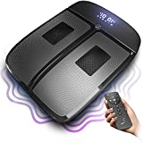 Sportstech VX350 2in1 Vibrationsplatte   Vibration und Massage im Edlen Design  3D Vibrationen stimulieren die Durchblutung der Beine   Schmerz lindern & Füße...