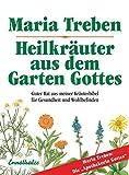 Heilkräuter aus dem Garten Gottes: Guter Rat aus meiner Kräuterbibel für Gesundheit und Wohlbefinden