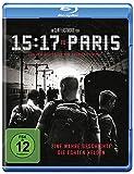 15:17 to Paris [Blu-ray]