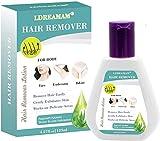 Enthaarungscreme,Haarentfernungscreme,Hair Removal Cream,Schmerzlos Enthaarungsmittel,Kann an mehreren Körperteilen angewendet werden,Gesicht,...