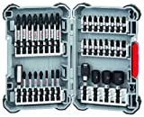 Schrauberbit-Set Impact Control   Bohraufsatz-Set   36-teiliges Zubehör Set für Akku-Schrauber   23x Schrauberbits, 3x Steckschlüssel, 8x Doppelklingen, je...