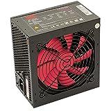 HKC® V-POWER 650 Watt ATX PC-Netzteil, Schutzschaltkreise: OPP, OCP, OVP, SCP, 20+4pin Stromversorgung, PFC, leise, 120mm FAN (V-650)