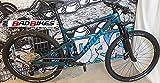 Ghost Lector FS SF LC U Essential 29R Fullsuspension Mountain Bike 2021 (L/48.9cm, Petrol/Ocean)