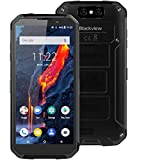 Blackview BV9500 Plus (2019) Outdoor Smartphone ohne Vertrag - Helio P70 Octa Core, 10000 mAh Akku, 4 GB + 64 GB, 5,7 Zoll FHD +, Android 9.0 IP68 Robustes...