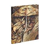Paperblanks Hardcover Notizbücher Die Feenwelt von Brian Froud | Liniert | Ultra (180 × 230 mm)