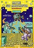 Mathe für Minecrafter - Rechenübungen: Mathematik-Nachhilfe für Jungen und Mädchen in der 1. und 2. Klasse