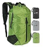 rootful.® Companion Faltbarer Premium Rucksack 25L (neues Modell 2020) - Ultraleichter Rucksack für Outdoor, Reisen, Camping und Wandern -...
