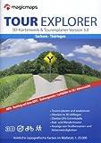 Tour Explorer - Sachsen/Thüringen (DVD-ROM)