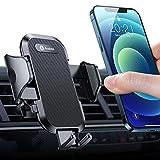 andobil Handyhalterung Auto Lüftung [Stabil & Never Fall] Patent Design mit 2 Lüftungsclips [Flexible & Freie Aussicht] 360° Drehbar KFZ Handyhalterung für...
