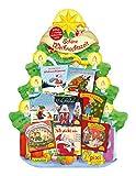 Pixis Riesen-Weihnachtsbaum: 8 Pixi-Bücher und 5 lustige Spiele auf großer Stanzpappe in Weihnachtsbaumform