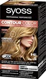 SYOSS Contour Color Stufe 3 8-61 Diva Gold Blond, permanentes Zwei-Farben-System, 1er Pack (1 x 183 ml)