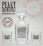 GB Eye Dekanter und Gläser, Whisky, Erwachsene, Unisex, transparent, 75 cl