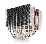 Noctua NH-D15S, Premium CPU Kühler mit NF-A15 PWM 140mm Lüfter (Braun)