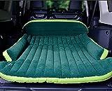 YL Auto Reise Bett Maschine Bett Bett Bett Suv Hinteres Auto Aufblasbare Matratze Auto Allgemeine Fahren,Grün,1,9 * 1,3m
