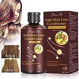 Haarwachstum Conditioner, Haarmaske, Hair Conditioner, Gegen Haarausfall Conditioner, Haar Verdickung Conditioner zum Nachwachsen der Haare -Tiefenbehandlung...