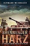 Brennender Harz: Mit der Waffen-SS im Endkampf an der Westfront im 2. Weltkrieg