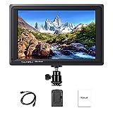Feelworld FW279S 7 Zoll Ultra Bright DSLR Kamera Field Monitor Camera Full HD Focus Video Assist 1920x1200 IPS mit 4K HDMI 3G SDI Input Output 2200nit Hohe...