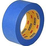 Bluetape für 3D Drucker Abklebeband 2090 Blau 48mm x 50m von 3M Scotch blue tape Anti Warp-Effekt