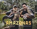 Bildband: Amazonas – Reise zum Rio Javari: Till Lindemann und Joey Kelly befahren mit dem Kanu den Grenzfluss zwischen Kolumbien, Brasilien und Peru auf der...