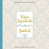 Gästebuch Jugendweihe - Erinnerungsbuch: Geschenkidee Zum Eintragen von Glückwünschen zur Jugendweihe, Jugendweihe Buch zur Erinnerung, Buch zur Jugendweihe