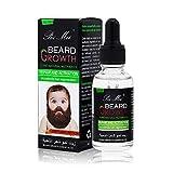Beard Oil, Duvina Bartöl und Conditioner für Männer zur Bartpflege rein natürliche Bartpflege Intensive Bartpflege Natürlich Biologisch Bart Öl...