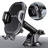 RAXFLY Handyhalterung-Auto Lüftung, 3 in 1 Handyhalter-Auto Handyhalterung Saugnapf, 360° KFZ-Handy-Halterung Auto Handyhalter fürs Auto Kompatibel für...