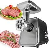 2000 W elektrischer Fleischwolf Fleisch Fleischwolf & Wurstmaschine Profi Nahrungsmittelmaschine Zerkleinerer Wurstfüllanlage & Kebbe Rückwärtsfunktion...