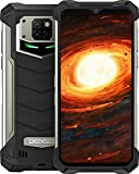 DOOGEE S88 Pro (2020) Outdoor Handy 4G Wasserdichter Smartphone Ohne Vertrag Mecha Atemlampe 10000mAh Reverse Charge Android 10.0 6GB+128GB 6,3 Zoll 21MP Triple...